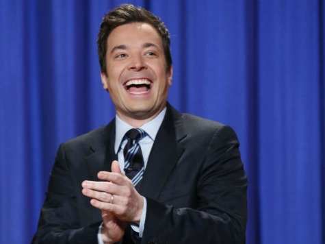 Jimmy Fallon's 'Tonight Show' Off to Fair, Balanced Start