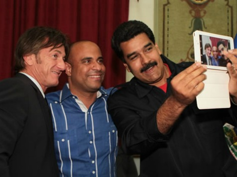 Venezuelan President Enlists Sean Penn to Teach Acting Classes in Caracas