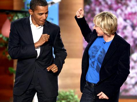 President to Visit Ellen DeGeneres' Show to Sell ObamaCare (Again)
