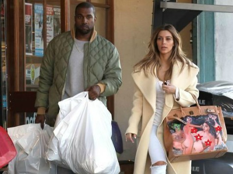 Kanye West Surprises Kim Kardashian with 10 Burger King Restaurants