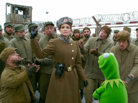 Muppets Pay Price for Left-wing Politics at Box Office