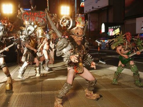 Dave Brockie's GWAR: Equal Opportunity Offenders Who Ignored PC Rules
