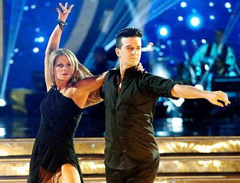 Audience Cheers Candace Cameron Bure for Honoring Jesus on 'DWTS'