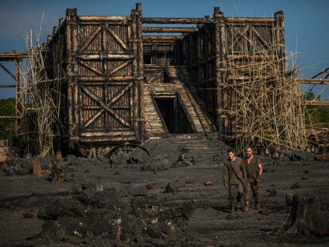 9 Problems with Aronofsky's 'Noah'