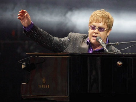 Elton John to Wed Under England's New Same-Sex Marriage Law