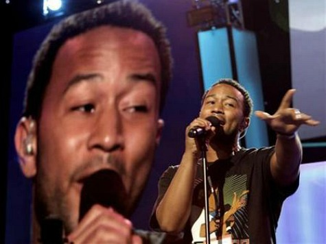 John Legend Shills for ObamaCare, Admits He Won't Use It