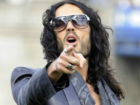 Socialist Russell Brand to Write Children's Books