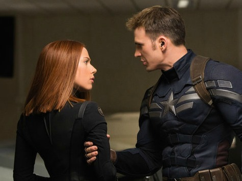Hollywood Turns Against Obama with 'Captain America: The Winter Soldier'