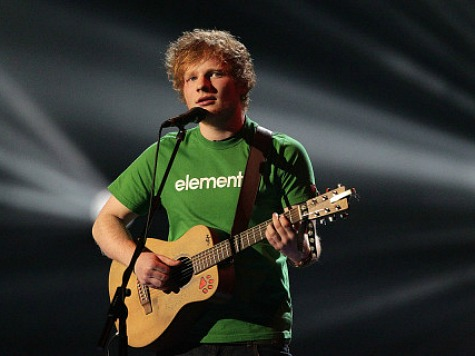 Pop Star Ed Sheeran Sings to Dying Teen, Fulfilling Girl's Last Wish