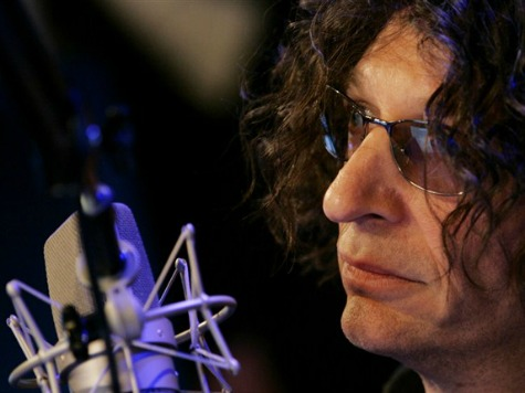 Howard Stern on 'Late Show' Opening: 'My Plate Is Full'