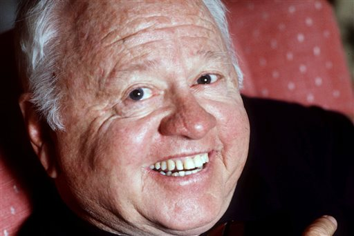 Legendary Star Mickey Rooney Dies at 93