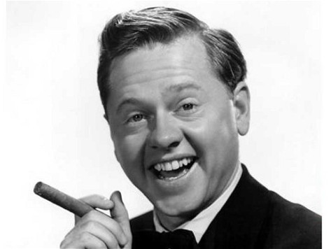 Tribute: The Mighty Mickey Rooney Dead at 93