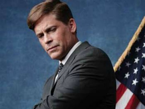Rob Lowe: 'I Want the Government Out of Almost Everything'