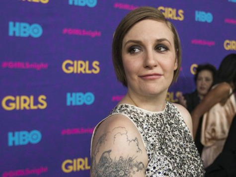 Lena Dunham: A 'Huge Disappointment' to Like Men, not Women