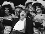 Mickey Rooney's '80s Comeback Tied to Dad's Burlesque Days