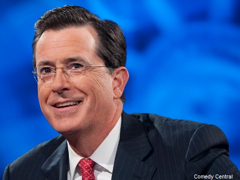 CBS Confirms Stephen Colbert Will Drop Conservative Alter Ego for 'Late Show'