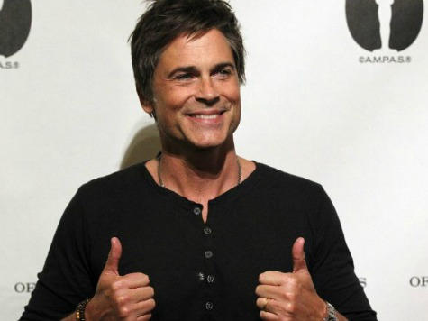 Rob Lowe Embraces Libertarian Ideals, Scoffs at Political Labels