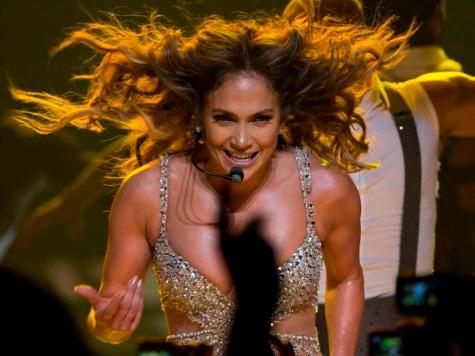 Jennifer Lopez Wins GLAAD Media Award for Lesbian Drama 'The Fosters'