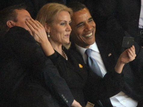 Conservatives Mock President 'Selfie' with New Comedy Clip