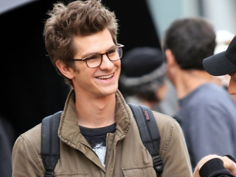 'Spider-Man' Star Andrew Garfield Compares Web Slinger to Jesus, Both Are 'Awesome'