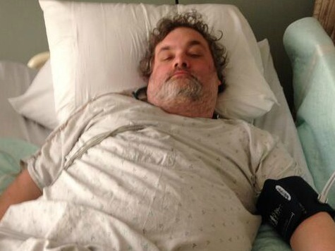 Artie Lange Hospitalized for 'Diabetic Shock'