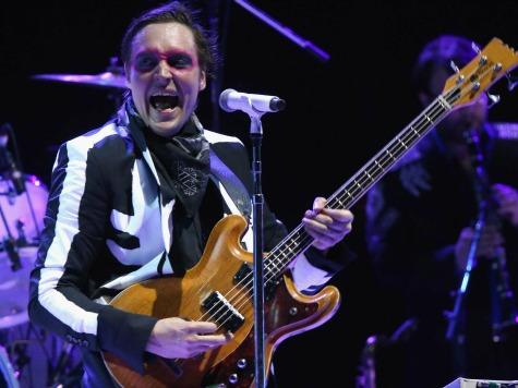 Arcade Fire Wraps Coachella with Gay Marriage Plea