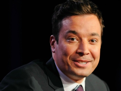 Jimmy Fallon Ribs Hillary About Her Pantsuits, Crowd Gives Mixed Reaction