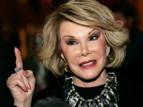 Joan Rivers Won't Apologize for Cleveland Kidnapping Joke