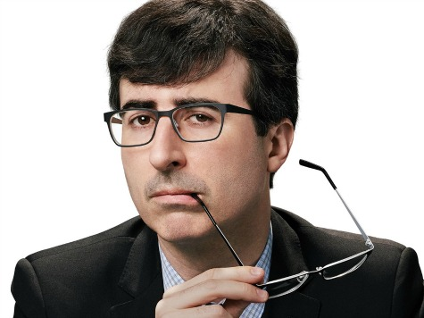 John Oliver's 'Last Week Tonight' Zings 'Sh*tty' ObamaCare Site in Debut