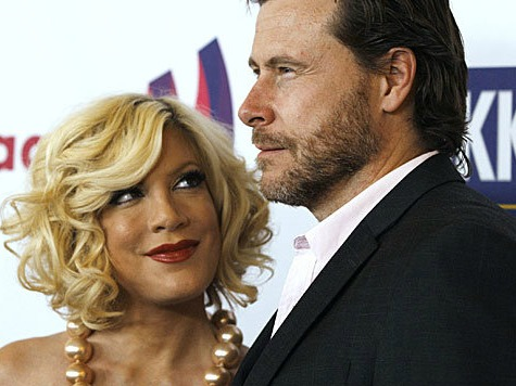 Tori Spelling Reportedly Hospitalized Amid Husband's Cheating Scandal