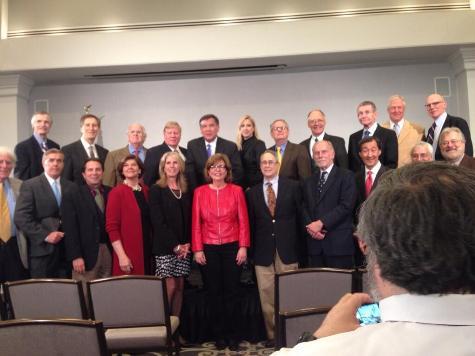 Meet the Predominantly White Leadership of the White House Correspondents Assoc.