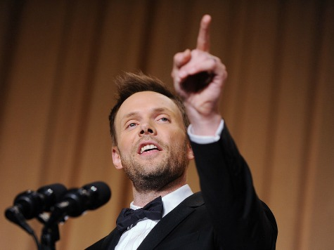 Joel McHale at WHCD: Republicans, Kardashians Like to 'Screw Black People'