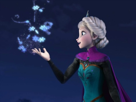 'Frozen' Rules Music Charts While Pop Star Sales Slump