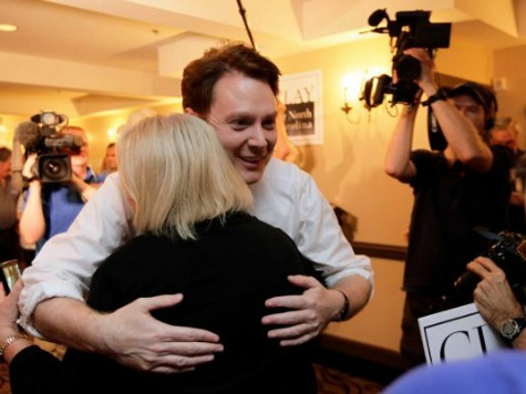 Clay Aiken Winning Congressional Primary Race by Less than 400 Votes