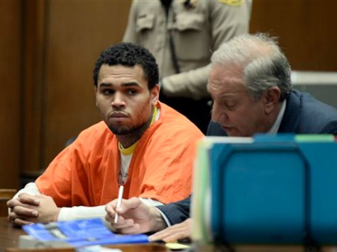 More Jail Time for Chris Brown on Probation Violation