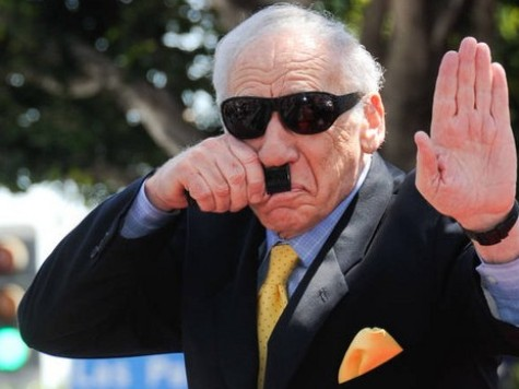 Mel Brooks Blasts Political Correctness: 'Blazing Saddles' Couldn't Be Made Today