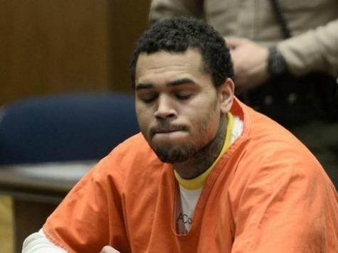 Chris Brown Admits Parole Violation, Will Stay in LA Jail