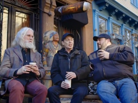 Steve Buscemi's 'Park Bench' Talk Show to Feature Chris Rock, NYC Mayor de Blasio