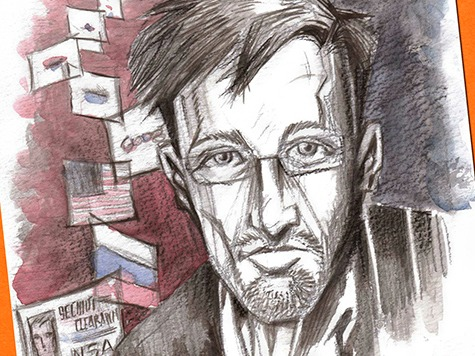Edward Snowden's Epic Leaks Coming to Your Comic Book Store