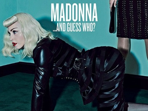 Desperate Times: Madge Turns Katy Perry into Dominatrix