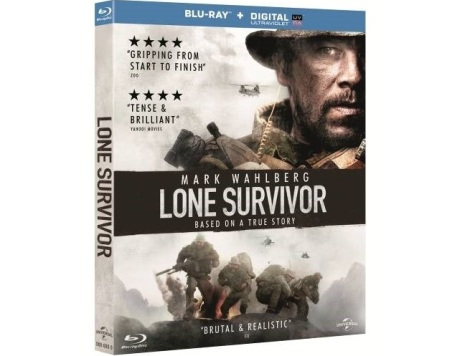 'Lone Survivor' Blu-ray Review: A War Film Our Vets, Allies, and Enemies Deserve