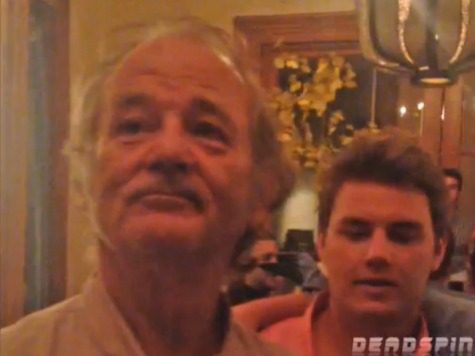 Bill Murray Tells Bachelor Party How to Know Who You Should Marry