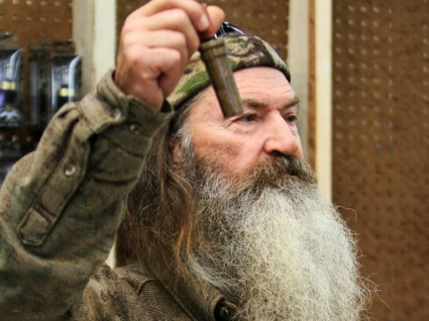 'Duck Dynasty' Star Phil Robertson to Address RLC in New Orleans