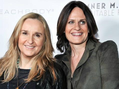 Singer-Songwriter Melissa Etheridge Marries 'Nurse Jackie' Co-Creator