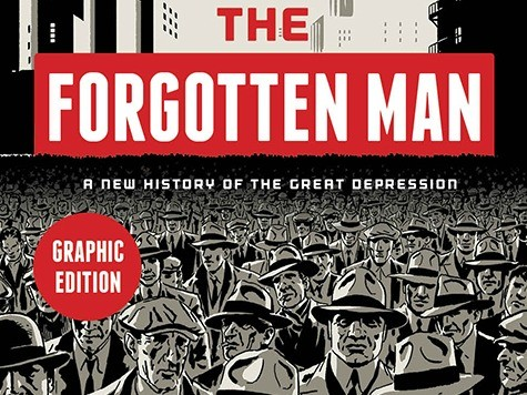 'Forgotten Man' Graphic Novel Gives New Deal a Black Eye