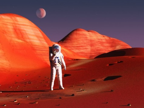 Reality Show Sends People to Mars 'With No Hope of Return'