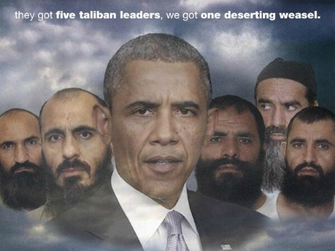Mad Magazine Destroys Obama's Taliban Swap