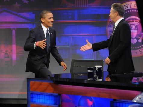 Jon Stewart Protects Obama from Taliban Swap Fallout