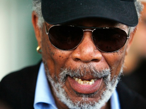 Morgan Freeman: Don't Blame Race for Income Inequality