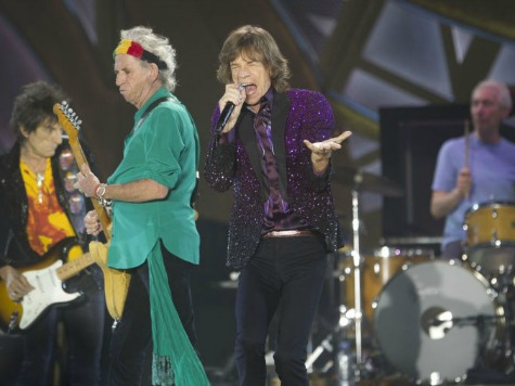 Rolling Stones Defy BDS, Make History in the Holy Land